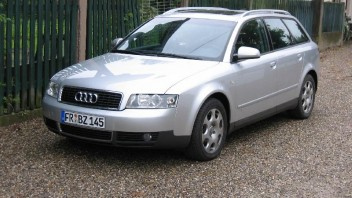 alho -Audi A4 Avant