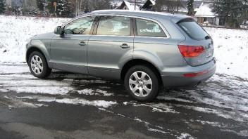 LukesCab -Audi Q7