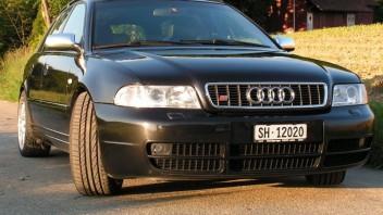 migel -Audi S4