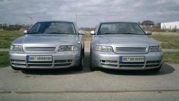 ntm -Audi A4 Limousine