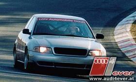 Mr. Meth -Audi A4 Limousine