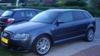 audi-diver -Audi A3