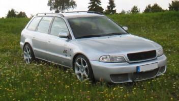 Audi-Nici -Audi A4 Avant