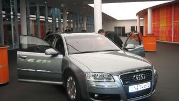 Richard -Audi A8