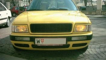 audi80gelb -Audi 80/90