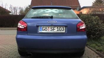 saufuchse -Audi A3