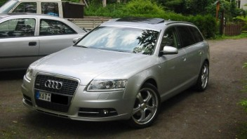 a6 avant driver -Audi A6 Avant