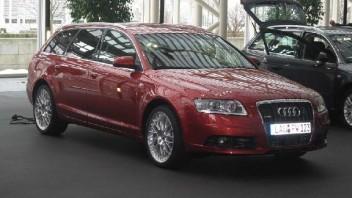 Allroad -Audi A6 Avant