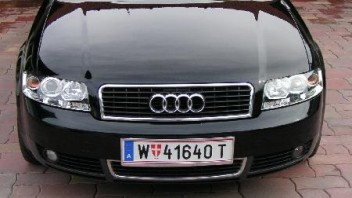 BlackPearl -Audi A4 Avant