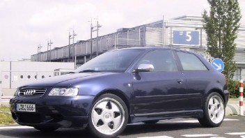 Lucifer -Audi A3