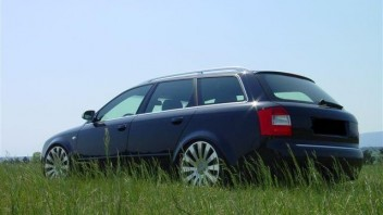 luftavant -Audi A4 Avant