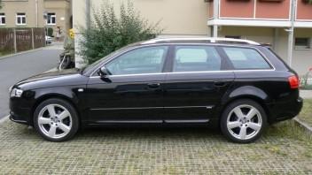 Lichtbringer -Audi A4 Avant