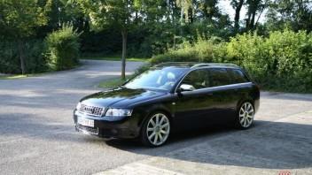 Zachi -Audi A4 Avant