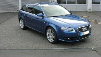 tristan -Audi A4 Avant