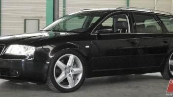 Starter -Audi A6 Avant