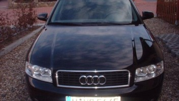 one-man-gang -Audi A4 Avant