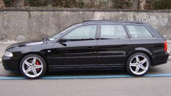 silvision -Audi S4