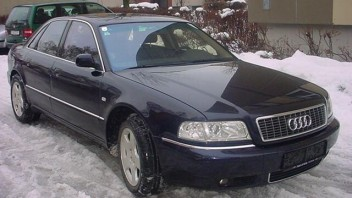 autlaw -Audi A8
