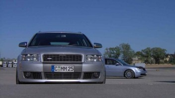 cleanmashine -Audi A4 Avant
