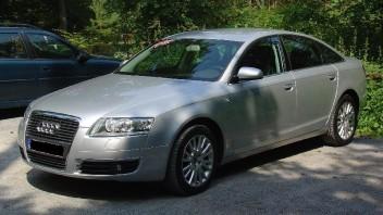 Jahreswagen A6 -Audi A6
