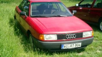 Alibobbes -Audi 80/90