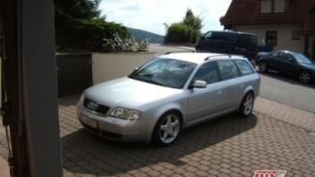 *capri*sonne -Audi A6 Avant