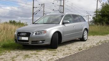 TSFI -Audi A4 Avant