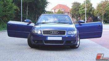 Falcon -Audi A4 Cabriolet