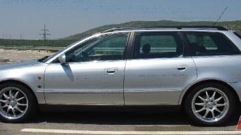 HANNIBUNNI -Audi A4 Avant