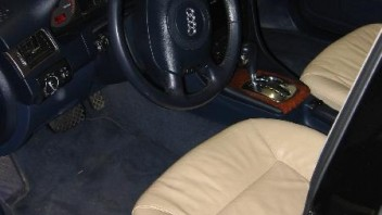 Gruene Mamba -Audi A6 Avant