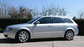 mike_ro -Audi A4 Avant