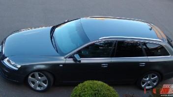 avanti a6 4f -Audi A6 Avant
