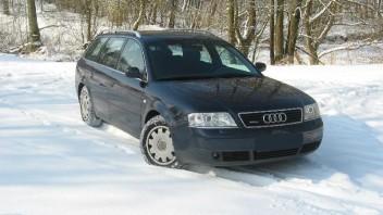 a6v6 -Audi A6 Avant