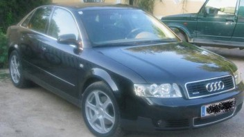 TopManager -Audi A4 Limousine