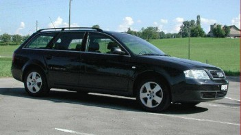 maba -Audi A6 Avant