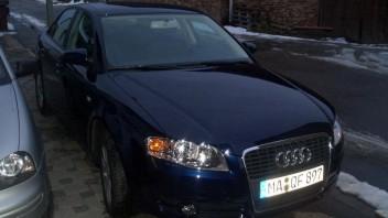 benws3 -Audi A4 Limousine
