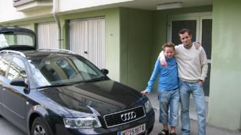 dj-mrc -Audi A4 Avant
