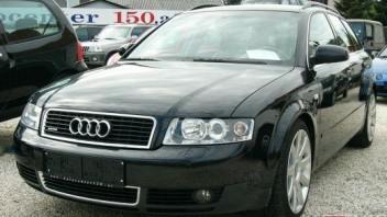 KlausMed -Audi A4 Avant