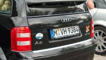 Kleine -Audi A2