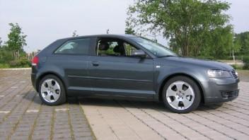Red Eye -Audi A3