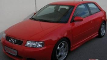 ACID BURN -Audi A3