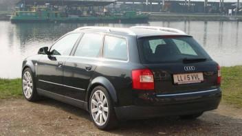 moema -Audi A4 Avant
