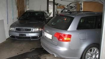 s4zumbi -Audi A4 Avant
