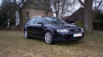 ruler -Audi A4 Avant