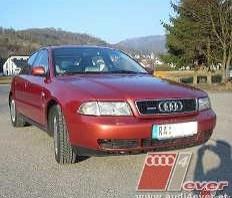 conygelb2 -Audi A4 Limousine