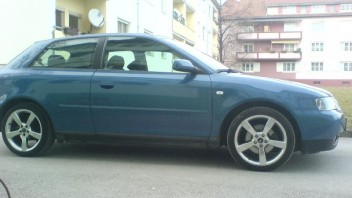 kju -Audi A3