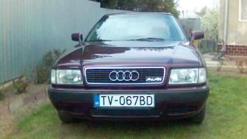 misi -Audi 80/90