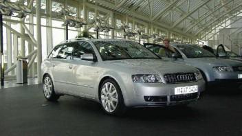 Mehi (gewandelt) -Audi A4 Avant