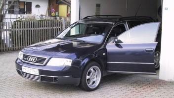 Oisamradla -Audi A6 Avant