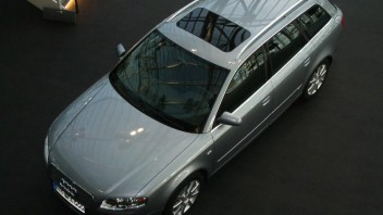 hp-maker -Audi A4 Avant